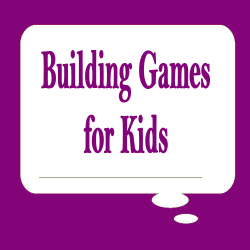 Building Games for kids