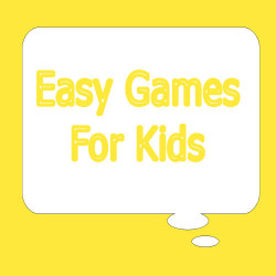 Easy games for kids
