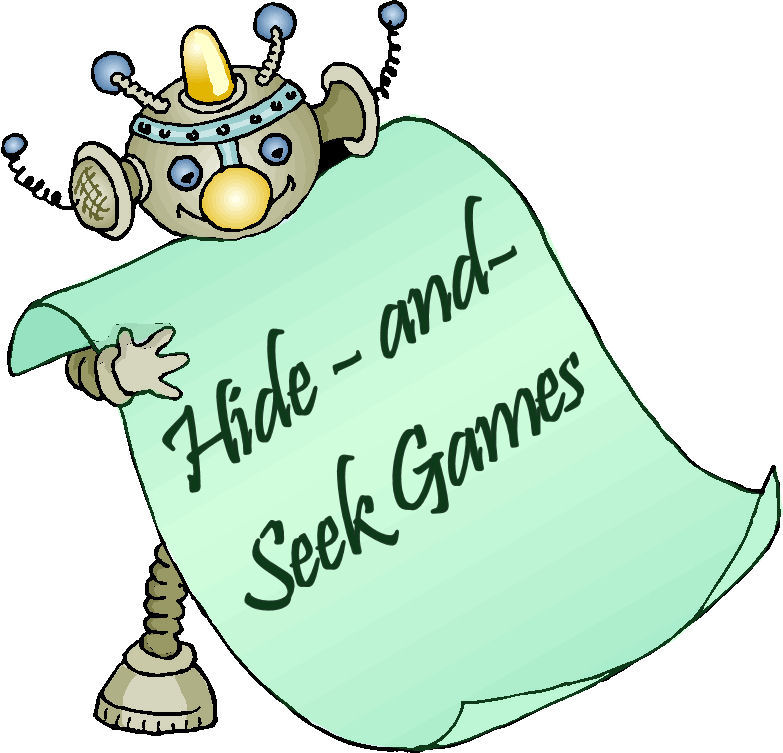 hide and seek games
