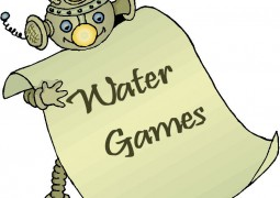 Watergames for kids