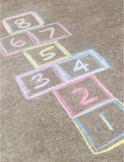 Best sidewalk games for kids