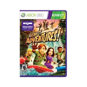 best xbox games, kinect adventures