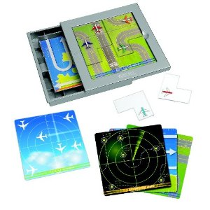 thinking games for kids, airport traffic control