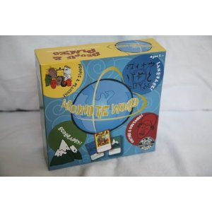 Geography board games Around the World