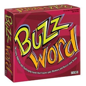 Kids Word Games Buzz Word