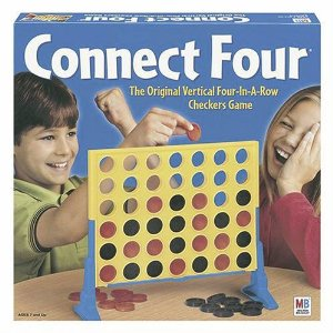 Logic games for kids, Connect Four