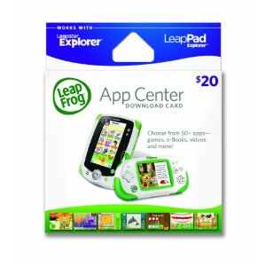 leapfrog leappad games, Leappad download card