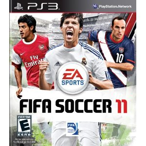 best playstation3 games, FIFA soccer 11