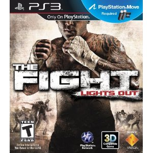 best playstation3 games,  the fight: lights out