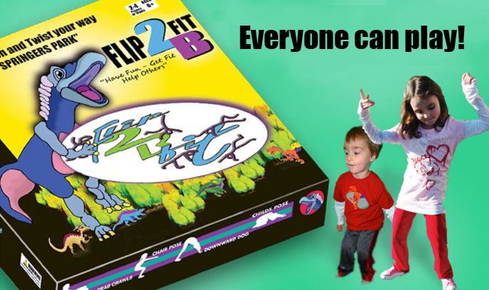 indoor activities for kids, flip2bfit
