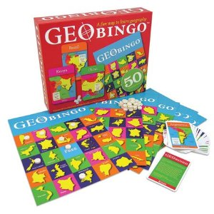 gifts, geography games for kids