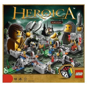 Lego Game Heroica