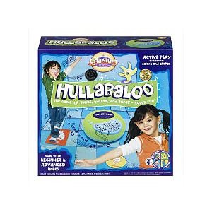 hullabaloo, hop and dance game