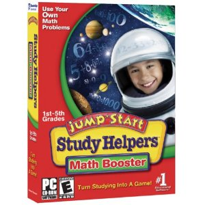 Jumpstart Math study helpers