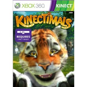 best xbox games, kinect games kinectimals