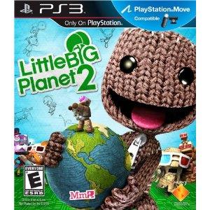 best playstation3 games, little big planet