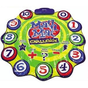 kids math games, Math Mat Challenge Game