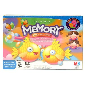 Concentration games memory