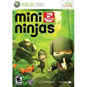 best xbox games, mini ninja