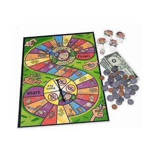 kids math games Money Bags a coin Value