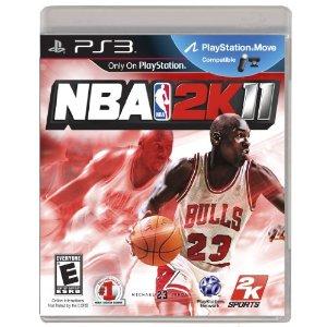 best playstation3 games, nba 2k11