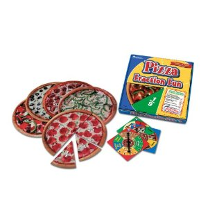 kids math games, Pizza Fraction Fun Game