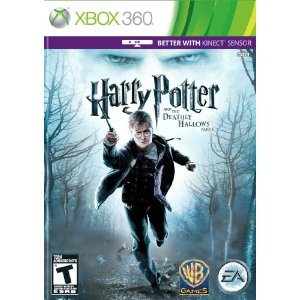 best xbox games, kinect games harry potter
