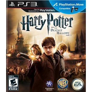 best playstation3 games, harry potter and the deathly hallows