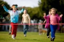 race games for children