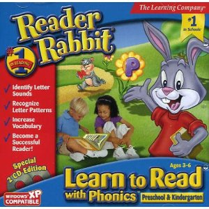 reader rabbit phonics