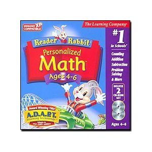 reader rabbit math