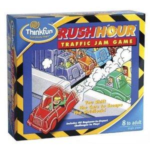 Logic games for kids, Rush Hour