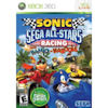 best xbox games, Sonic and sega all stars racing