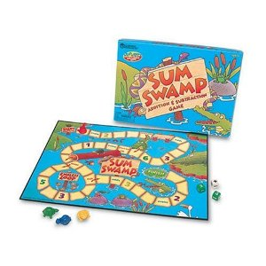 kids math games sum swamp addition and subtraction game