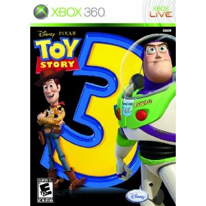 best xbox games, toy story 3