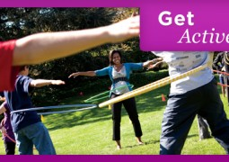 Get active get healthy