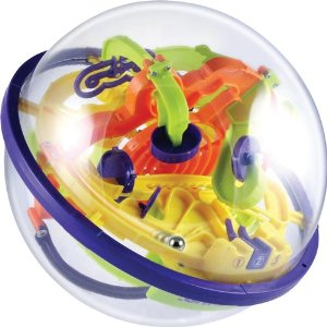 Concentration games Perplexus maze game
