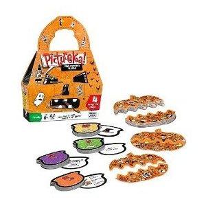 Halloween games for children, pictureka, halloween edition game