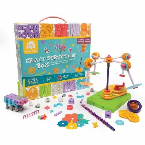 Best Acitivity GoldieBlox Craft-Struction Box